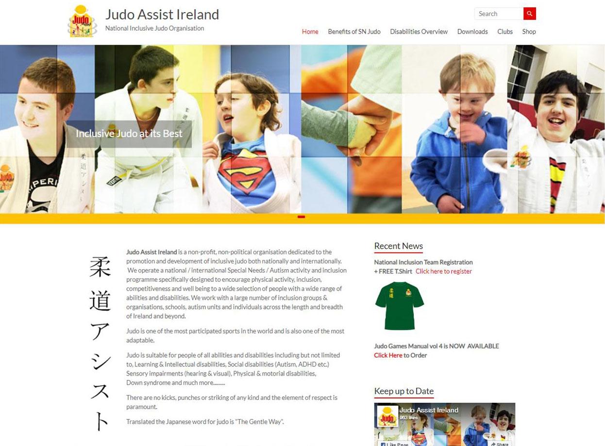 Judo Assist